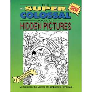 The Super Colossal Book of Hidden Pictures (9781563979514