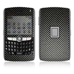 BlackBerry World 8800/8820/8830 Vinyl Decal Skin   Carbon