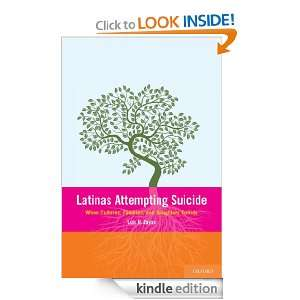 Latinas Attempting Suicide : When Cultures, Families, and