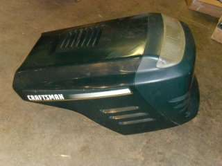 Craftsman Riding Mower Hood