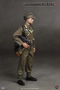 Soldier Story WWII German 1/6 scale 12 Feldgendarmerie Des Heeres