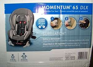 Evenflo Momentum65 DLX Convertible baby Car Seat, Olympic 3851998