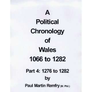 to 1282 1276 1282 Pt. 4 (9781899376278) Paul Martin Remfry Books