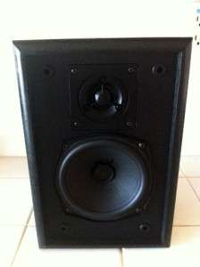 Cambridge Soundworks Model 17 Seventeen Bookshelf Speakers By Henry
