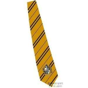 Childs Harry Potter Hufflepuff Costume Necktie Toys & Games