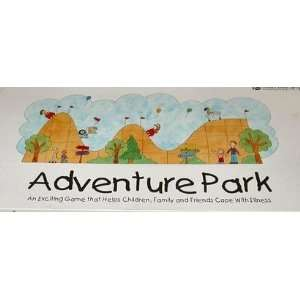 RARE ADVENTURE PARK BOARD GAME SPECIAL NEEDS CHILDREN