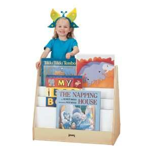 Jonti Craft 3502JC Big Book Pick a Book Stand without Casters 1 Sided