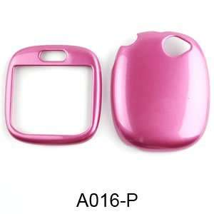 Sharp Kin One Honey Pink Hard Case,Cover,Faceplate,SnapOn
