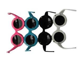 Lady gaga glasses Mickey Mouse glasses Flip glasses