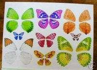 OOAK fairy art doll butterfly wing sheet Caressa
