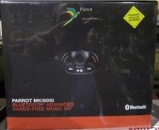 PARROT MKi9000 BlUETOOTH HANDS FREE CAR KIT NEW 2011