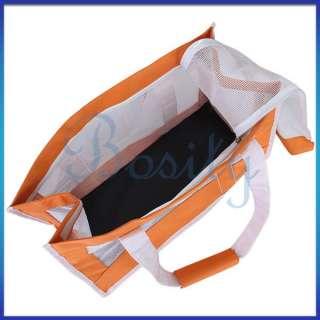Mesh Pet Carrier Dog Cat Carrier Tote Bag Shoulder Bag