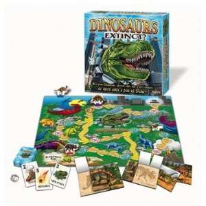 5 Pack BRIARPATCH INC. DINOSAURS EXTINCT GAME: Everything Else