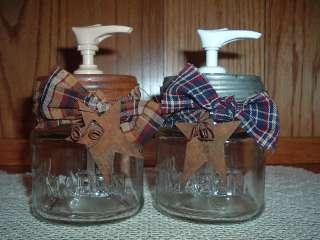 Pint Mason Jar Soap Pump/Lotion Dispenser