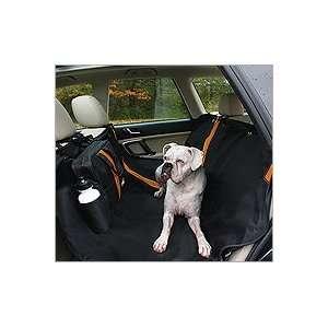 Car Seat Cover Hammock by Kurgo 60L X 56W KHAKI Pet