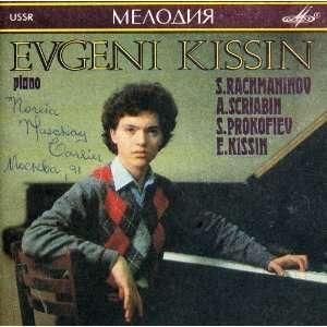 Scriabin, Prokofiev and Kissin: S. Rachmaninov, A. Scriabin, S