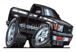 Chevy Silverado S10 Pickup Truck T Shirt #4913 GM NWT
