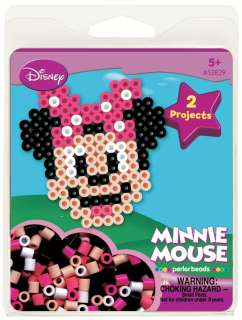 Minnie Perler Disney Fuse Bead Activity Kit 52 52829