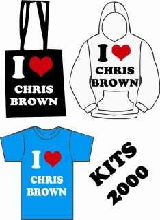 HEART LOVE CHRIS BROWN TEE SHIRT HOODIE TOUR TICKETS