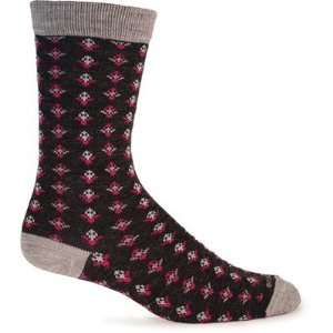 Womens Claudia Merino Wool / Bamboo Crew Sock [Set of 2