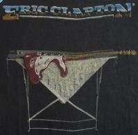 ERIC CLAPTON Vintage Concert SHIRT 80s TOUR T RAGLAN Jersey 1983