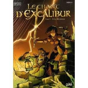 Le chant dExcalibur, Tome 5 : Ys La Magnifique (French