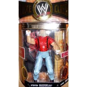 TERRY FUNK as CHAINSAW CHARLIE   WWE Wrestling Exclusive