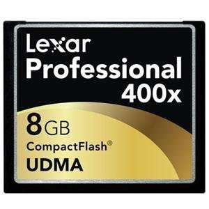Professional 400x CF card (Flash Memory & Readers)