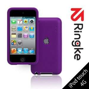 Rearth Ringke Apple iPod Touch 4 Case Violet  Players