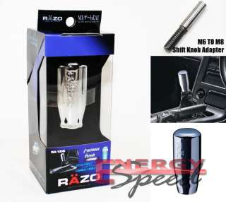 Razo RA126 Shift Knob Universal Fit Japanese Cars JDM