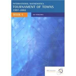 International Mathematics Tournament of Towns, Book 5