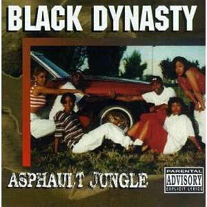 Asphalt Jungle: Black Dynasty: Music