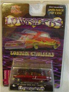 Racing Champions Lowriders 55 Chevy Bel Air Custom Curisers Issue