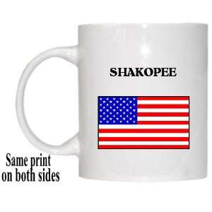 US Flag   Shakopee, Minnesota (MN) Mug Everything Else