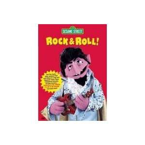 Sesame Street Rock & Roll DVD Toys & Games