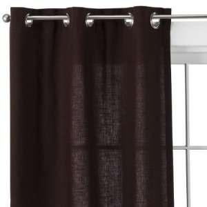95 Woolrich® Grommet Window Panel Pair   Brown