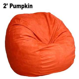 4 feet cover cinnabar cozy sac bean bag chair love seat