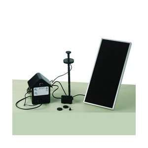 3 Watt Solar Powered Water Pump Monocrystalline Solar