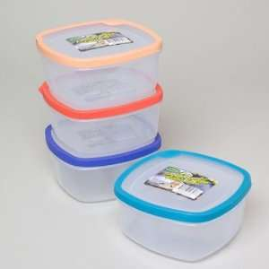 71 Oz. Plastic Food Storage Container Case Pack 48 Home & Kitchen