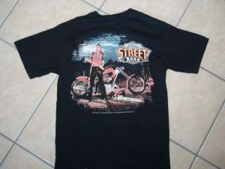 STIHL SAWS CUSTOM CHOPPER SHIRT Street Boss Motorcycle