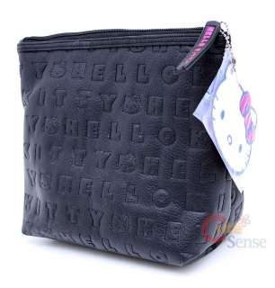 Sanrio Hello Kitty Quilted Cosmetic Bag Travel Pouch 9