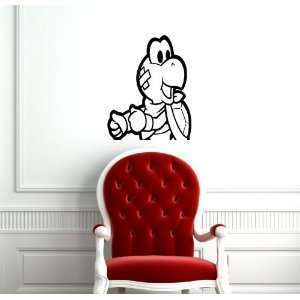 Mario Baby Kids Room Nursery Wall Vinyl Sticker Decals Art Mural D1019