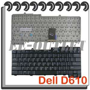 H4406 Keyboard Dell Latitude D610 D810 M20 M70 610M