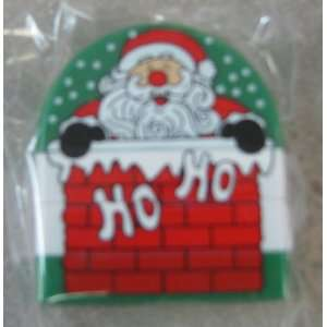 Ganz Christmas EX19576 Santa Claus Tree Double Stamper