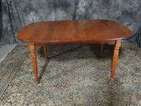 HEYWOOD WAKEFIELD DINING ROOM SET TABLE AND CHAIRS WOW