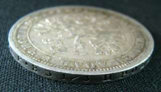 SILVER COIN 1872 RUSSIA ROUBLE RUBLE ALEXANDER II SEE »
