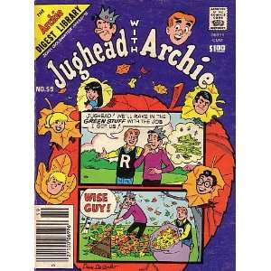 Jughead with Archie, #59 (Comic Digest) ARCHIE DIGEST LIBRARY Books
