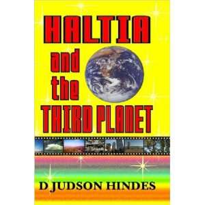 HALTIA AND THE THIRD PLANET: a Science Fiction/fantasy