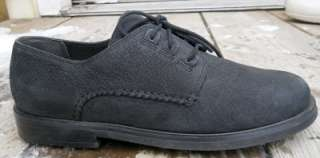 MENS Black Walking Casual Shoes 7 M ROCKPORT Leather