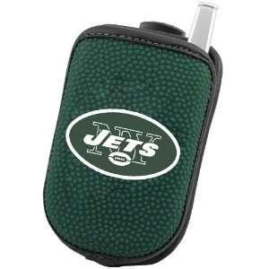 New York Jets Green Team Logo Swivel Cellphone Case